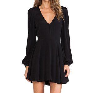 Lovers + Friends Shimmy Long Sleeve Dress Sz M